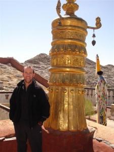 Guy walks into a Tibetan monastery...