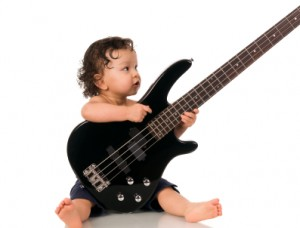 I remember when rock was young